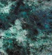 Emerald/Mint Decorative Glass
