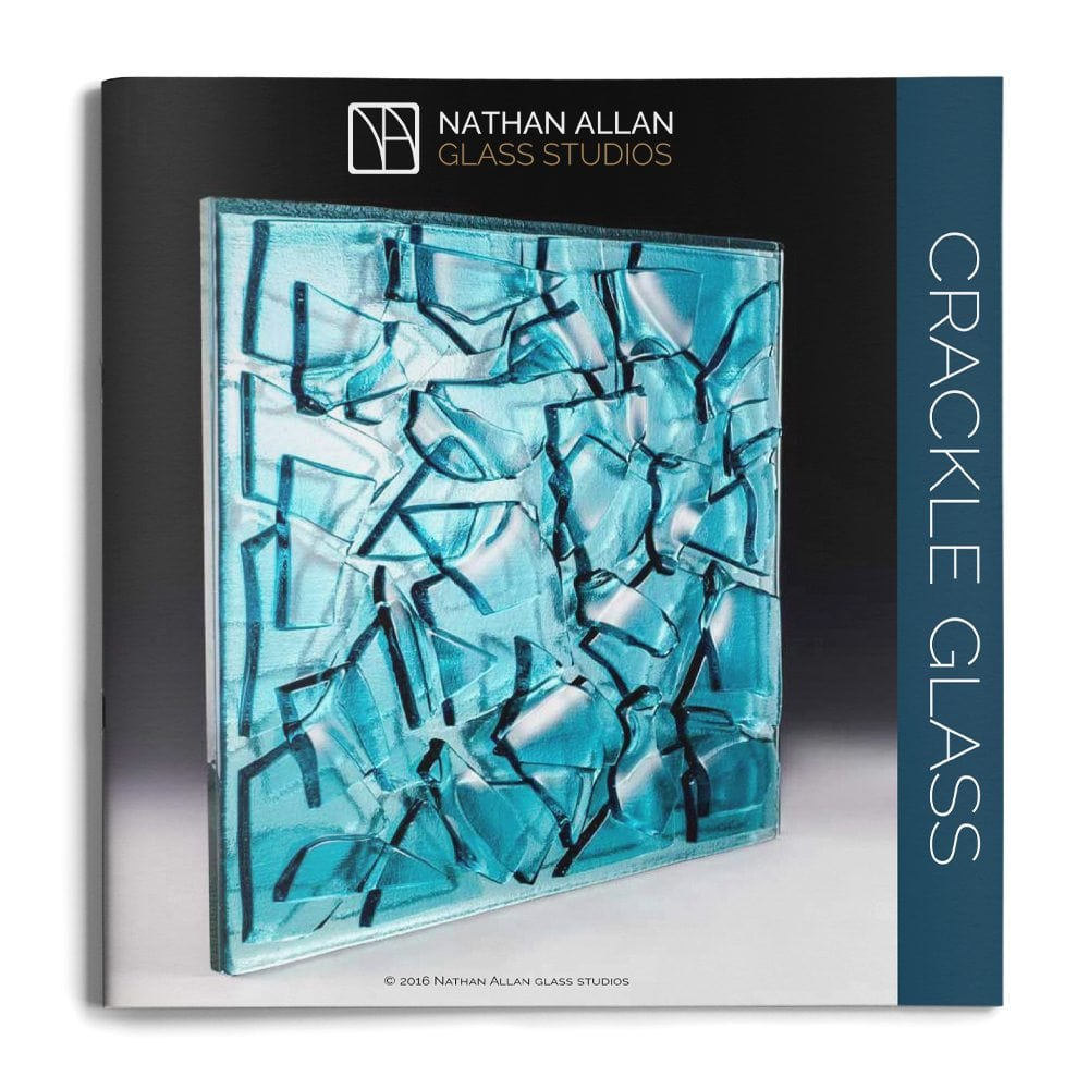 Crackle Glass Architectural Glass Decorative