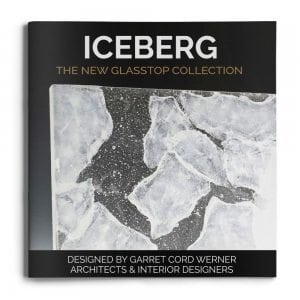Iceberb Glass Architectural Glass Decorative