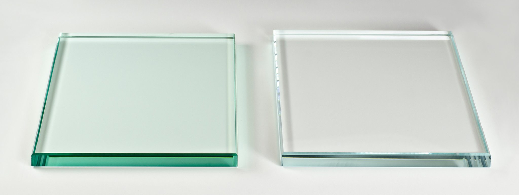 Clear-Low Iron Glass
