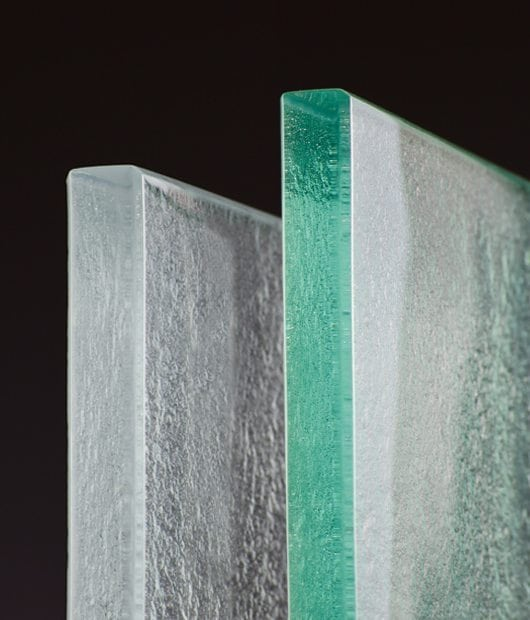 Low Iron vs Clear Decorative Glass