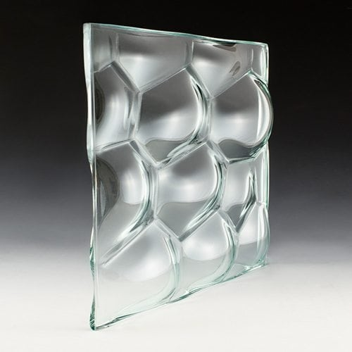 3D Convex Aero Architectural Glass
