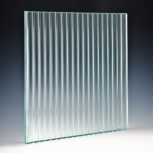 Channel Kiln Formed Glass