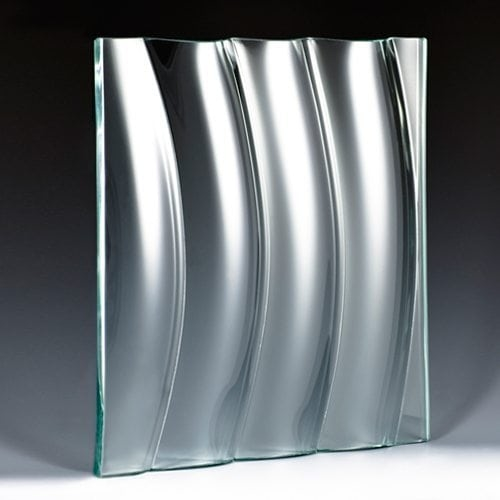 Echo Decorative Freeform Glass