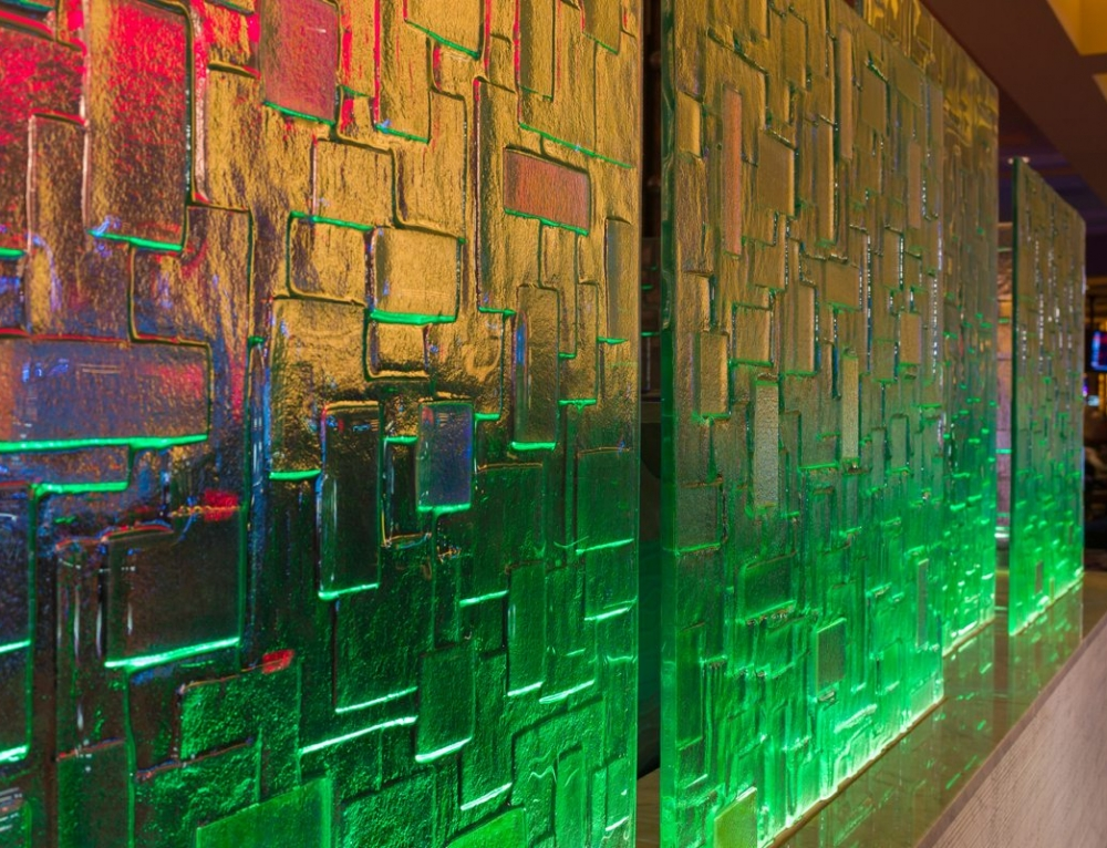 Planet Hollywood Citadel Dichroic