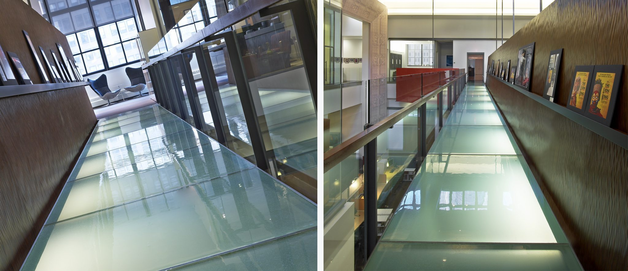 Glass Stairs/Flooring