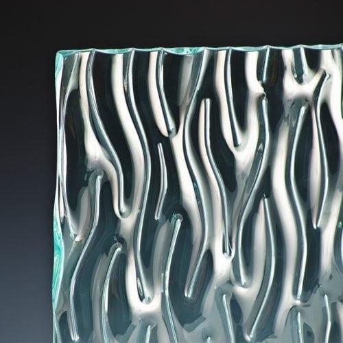 Ripple Architectural Cast Glass