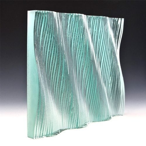 Stax Flex Clear Decorative Glass