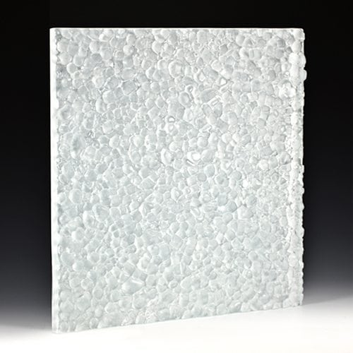 Stones Frosted Decorative Glass