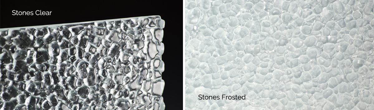 Stones Glass | Uniquely Kiln Formed Glass for Amazing Surfaces