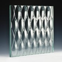 Teardrtop XL Architectural Glass