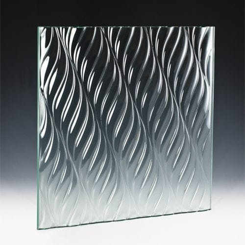 Torques Decorative Glass