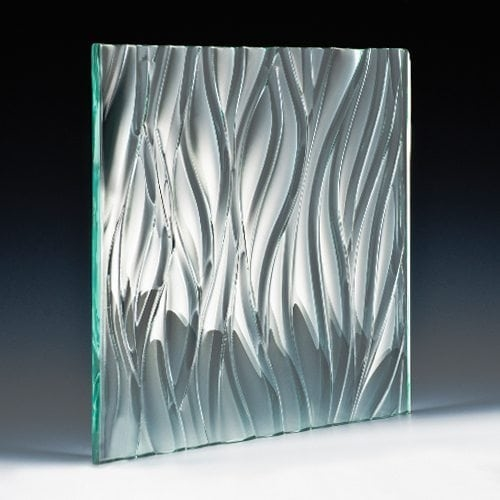 Willow XL Decorative Glass