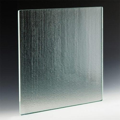 Icicle glass