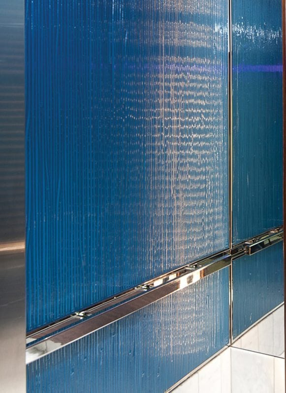 willow gemstone decorative glass