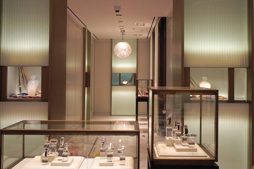 Tokyo Architectural Decorative Glass