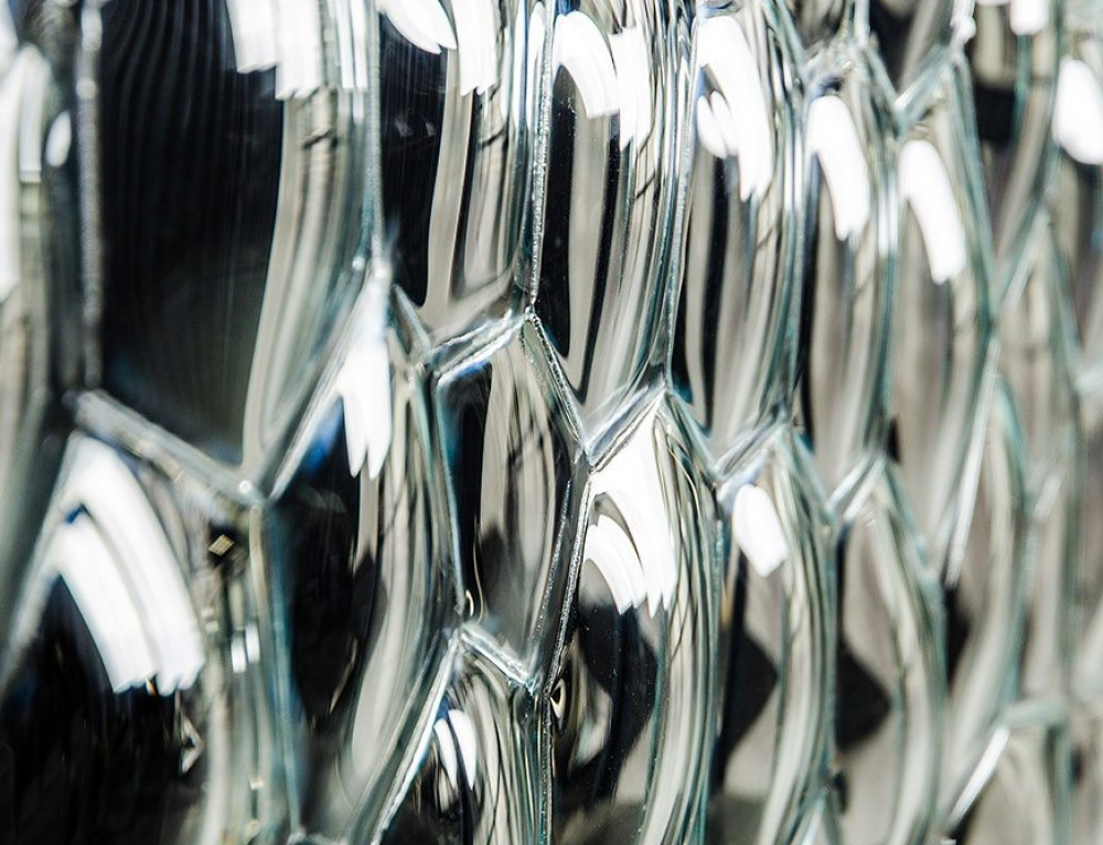 Convex Aero Architectural Glass