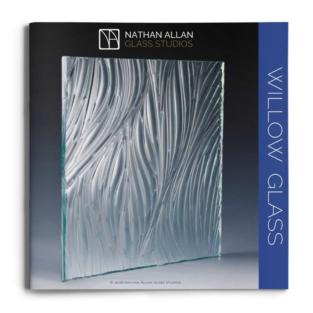 Willow Glass Decorative Glass