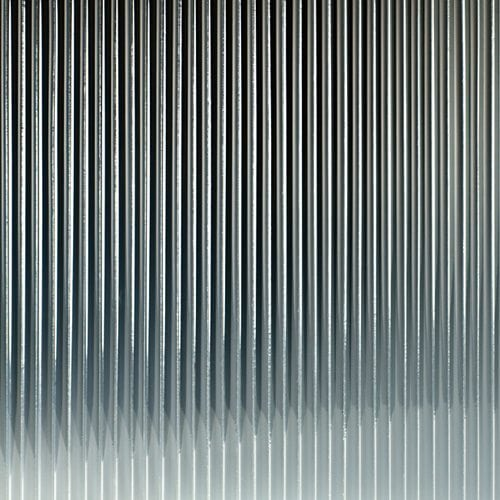 Fluted Architectural Cast Glass Is Great For Your Next