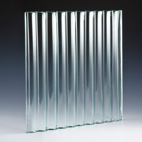 Micro Cathedral Architectural Cast Glass