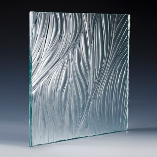 Willow Architectural Cast Glass