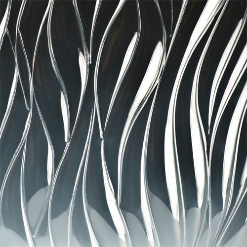 Willow XL Architectural Cast Glass