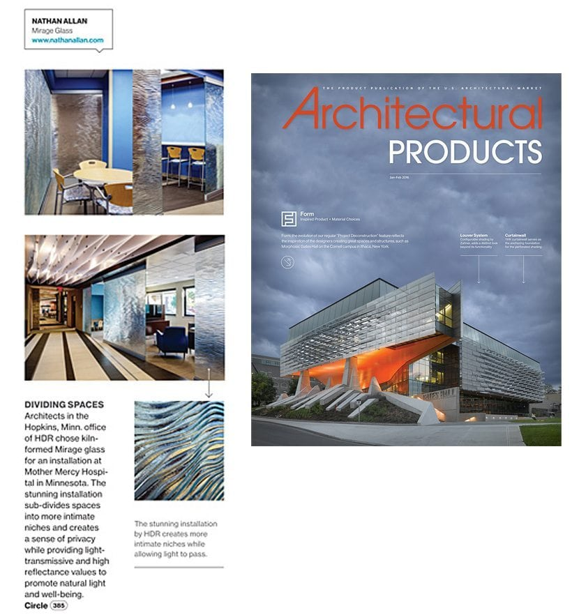 Architectural Products Magazine