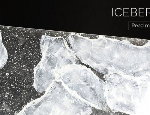 Iceberg Glass brings the inspiration of untamed places into urban life
