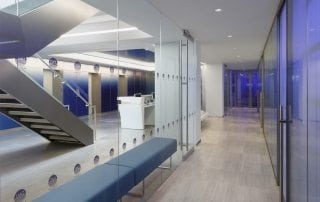 InMocean Echo Architectural Glass Partition