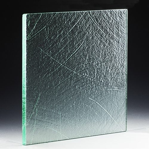 Parchment Textured Glass