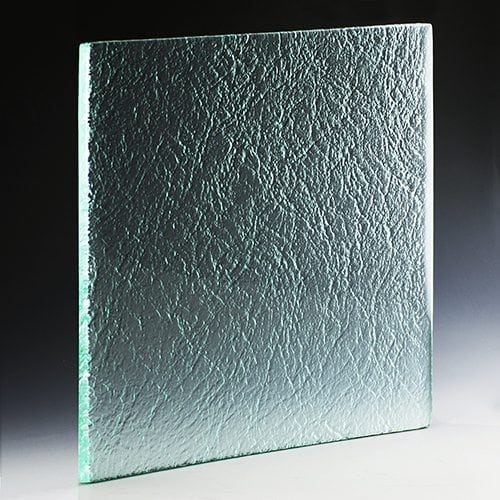 Suede Textured Glass