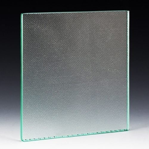 Mesh Textured Glass