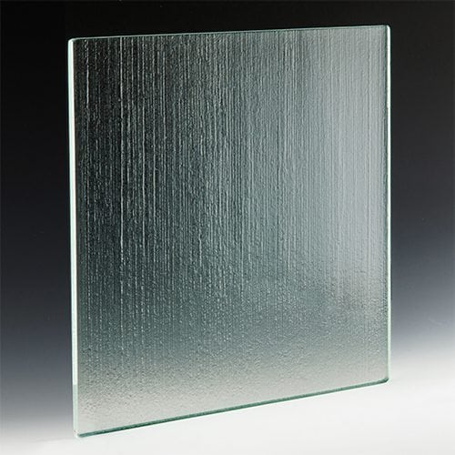 Icicle Textured Glass