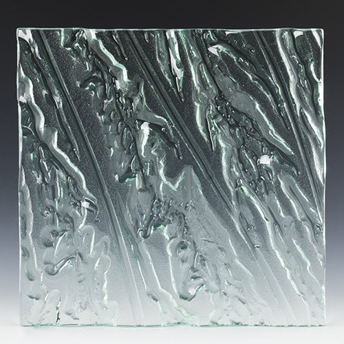 Avalanche Textured Glass