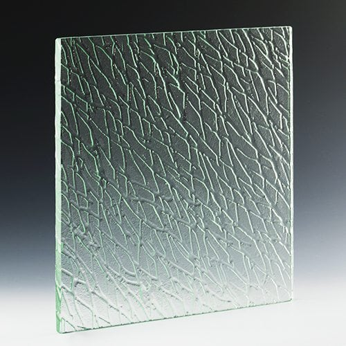 Lava Textured Glass