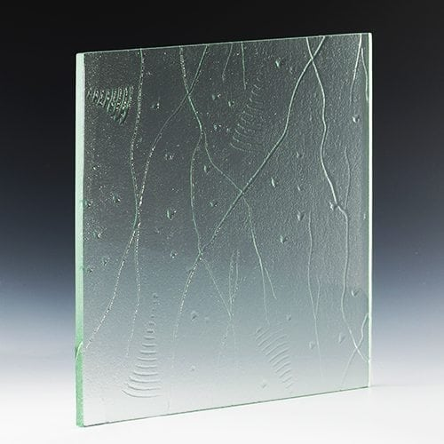 Miranda Textured Glass