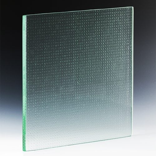 Pica Textured Glass