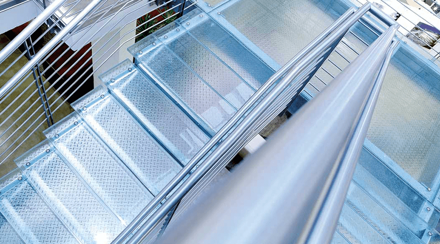 Glass Stair Treads Are The Most Unique Products In Todayu0027s Glass Industry