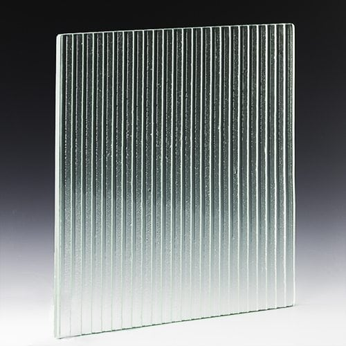Linear XL Textured Glass