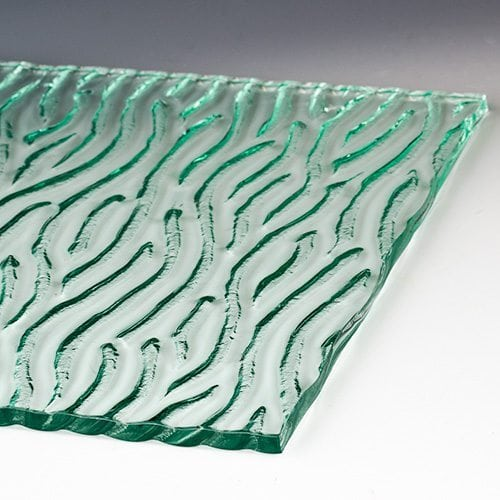 Sahara Textured Glass