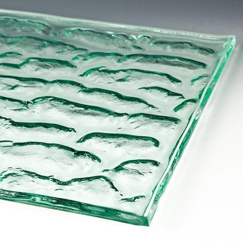 Stratos Textured Glass