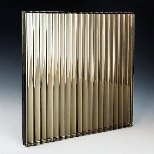 Channel Bronze Silvered Glass Is Great For Your Next Glass