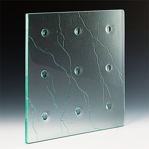 Callisto Textured Glass