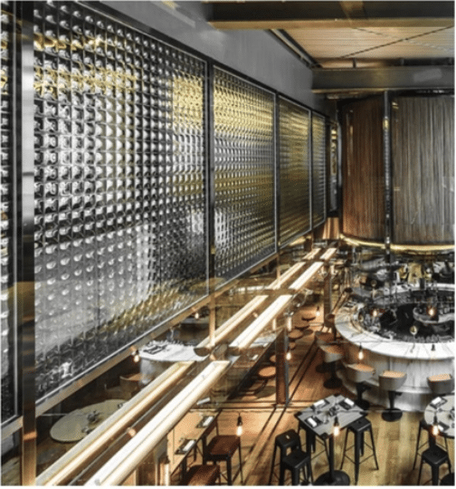 Hospitality Design Magazine | Convex Glass