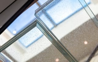 Stair Treads Glass Decorative