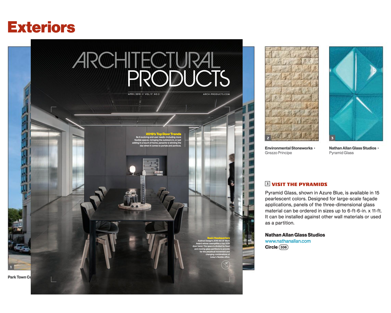 ARCHITECTURAL PRODUCTS | Pyramid