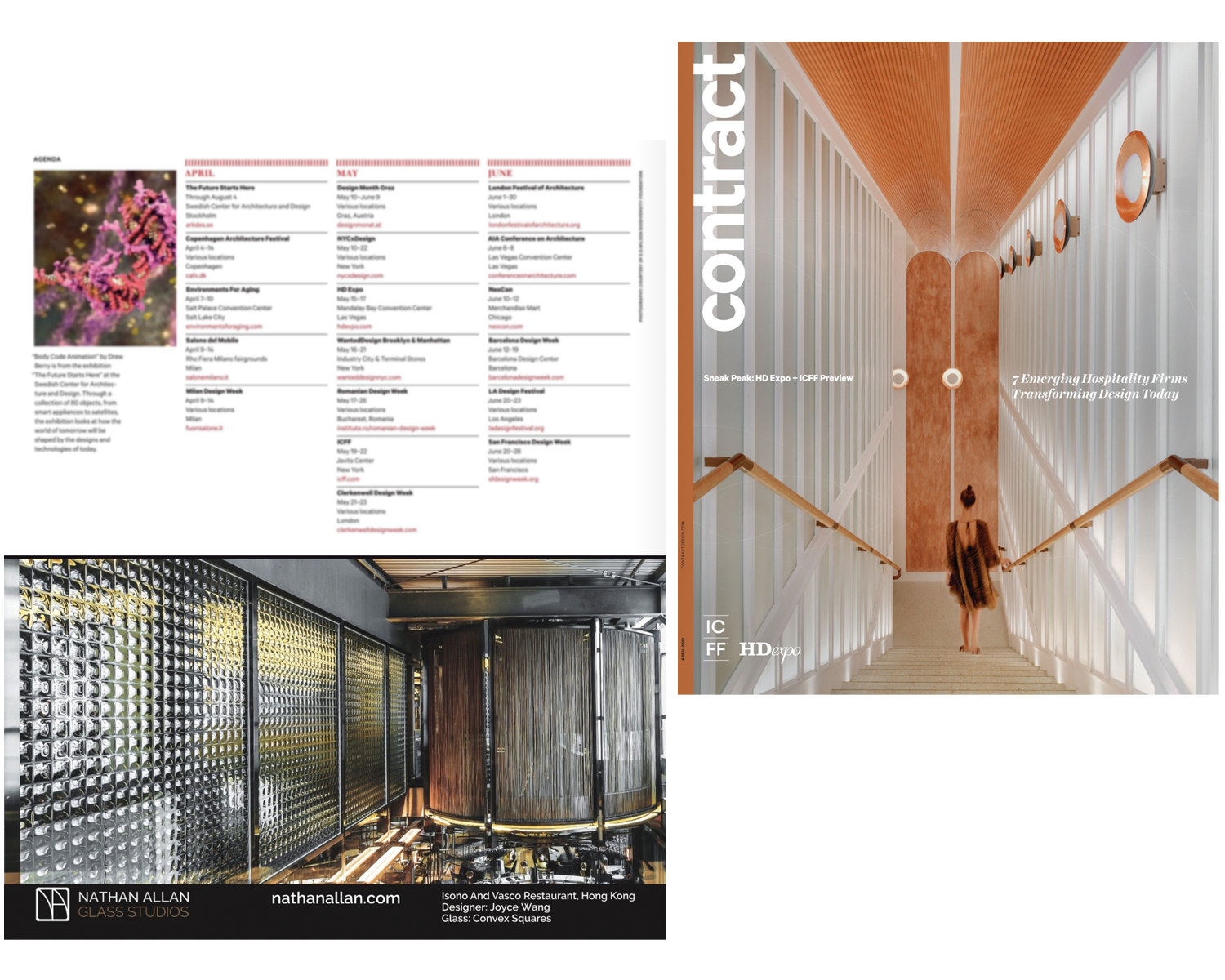 Contract Magazine | Isono and Vasco Restaurant